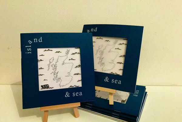 Chapbook - Island and Sea